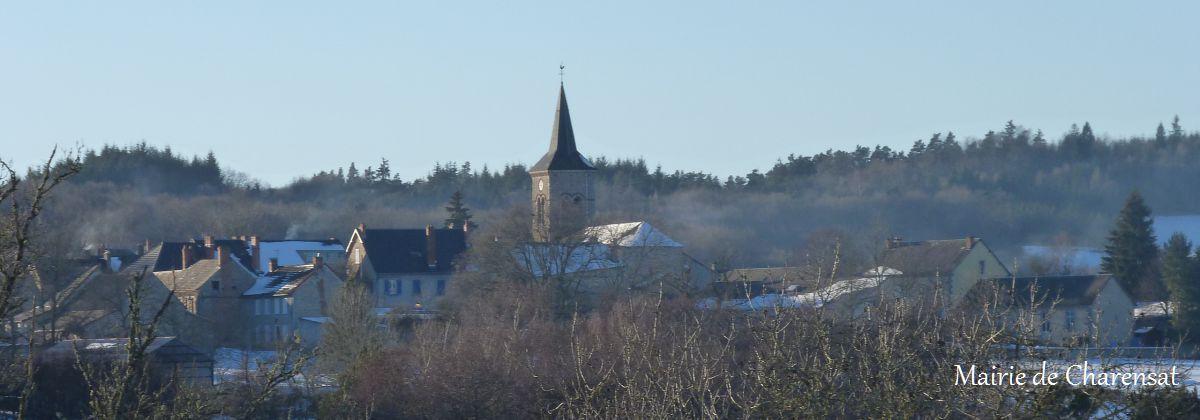 Charensat_Bourg